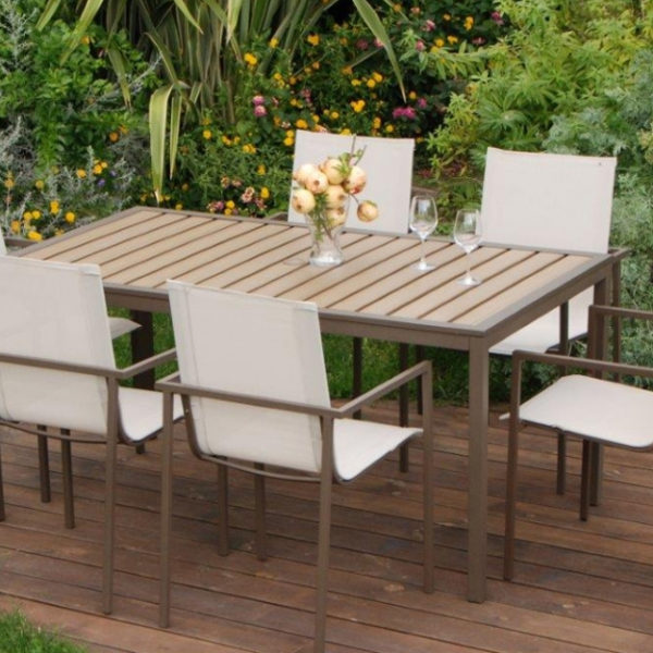 Set atlantic dining bellotto arredo giardino treviso veneto for Arredo giardino treviso