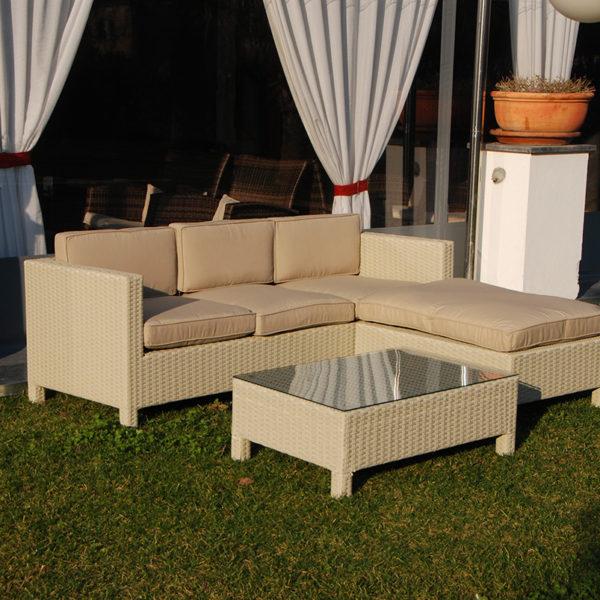 Set malaga lounge belletto arredo giardino treviso veneto for Arredo giardino treviso