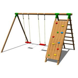 altalena doppia climb