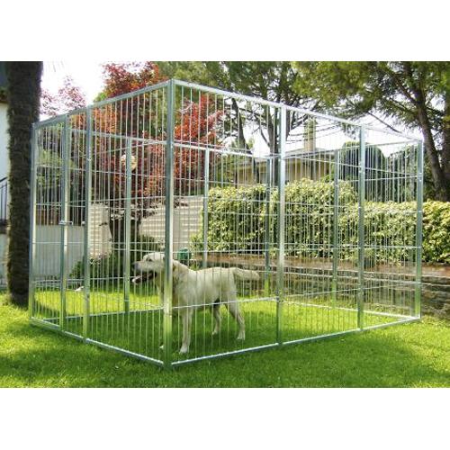 Box per cani bellotto arredo giardino treviso veneto for Cancelletti per cani da esterno