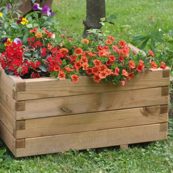 Fioriera basic bellotto arredo giardino treviso veneto for Arredo giardino treviso